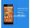 Sony Xperia Z3 Nillkin Kijelzővédő Üveg - Tempered Glass 9H PE+ Anti-blue-ray + Hátlapi Fólia mobiltelefon kellék