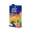 Hey-Ho Gyümölcsital, 12%, 1 l, , trópusi