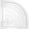 Siko Multi akril zuhanytálca 80x80cm-es íves