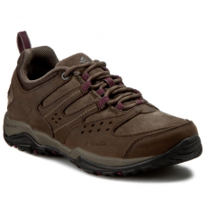 Columbia Bakancs COLUMBIA - Peakfreak Xcrsn Leather Outdry BL3934 Cordovan/Dark Raspberry 231