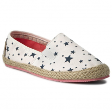 Pepe Jeans Espadrilles PEPE JEANS - Game Stars PGS10101 White 800