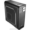 Aerocool AERO-500 BLACK ATX PC ház, tápegység nélkül, USB 3.0