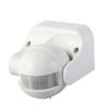 V-tac LED Infravörös mozgásérzékelő , fali , 180° , fehér