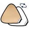 Lastolite LR3641 TriGrip reflector arany/fehér (75cm)