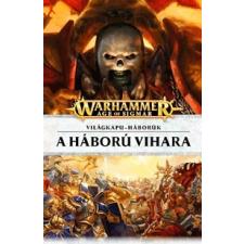 Tuan Kiadó A háború vihara - Világkapu-háborúk - Warhammer - Age of Sigmar regény