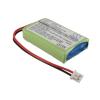 AE562438P6H akkumulátor 500 mAh
