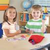 Learning Resources Érzékelő zsák feladatkártyákkal
