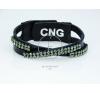 CNG karkötő 67 Fekete karkötő