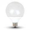 Life Light Led 10W -os LED körte nagyméretű fejjel E27 foglalattal, 810 Lumen, E27 foglalat, 4500 Kelvin napfény fehér led