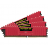 Corsair DDR4 32GB 3733MHz Corsair Vengeance LPX Red CL17 KIT4