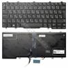 Dell MJ61H gyári új magyar háttérvilágításos laptop billentyűzet