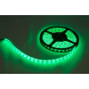 3528 12V DC Ip20 60LED/m zöld LED szalag