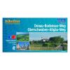 Donau-Bodensee-Radweg / Oberschwaben-Allgäu-Weg / Donau-Bodensee kerékpáratlasz