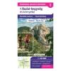 Budai-hegység és környéke kerékpáros térkép- MOBIL ESZKÖZRE LETÖLTHETŐ VERZIÓ