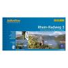 Rajna kerékpárkalauz 3. / Rhein-Radweg 3.
