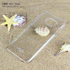 Samsung SM-N920 Galaxy Note 5 hátlap - IMAK Crystal Clear Slim - transparent tok és táska