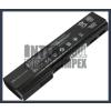 HP QK639AA 4400 mAh 6 cella fekete notebook/laptop akku/akkumulátor utángyártott