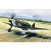 ICM LaGG_- series 7-11 katonai repülőgép makett ICM 48093