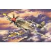 ICM Spitfire Mk. VIII. katonai repülőgép makett ICM 48065