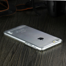 Apple iPhone 6 Plus/6S Plus hátlap - IMAK Crystal Clear Slim Full 360 - transparent tok és táska