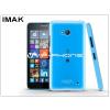 IMAK Microsoft Lumia 640 hátlap - IMAK Crystal Clear Slim - transparent
