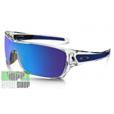 OAKLEY Turbine Rotor Polished Clear Sapphire Iridium