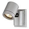Schrack Technik NEW MYRA WALL lámpatest, ezüstszürke, GU10, max. 50W, IP55
