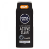 Nivea MEN sampon 250 ml active clean