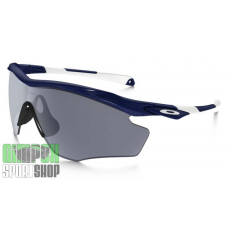 OAKLEY M2 Frame XL Polished Navy Gray