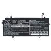 PA5136U-1BRS Akkumulátor 3350 mAh