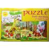 Vuk, puzzle