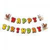 Üdvözlő felirat 2m Lovak Happy Birthday