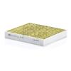 MANN FILTER FP2559 FreciousPlus Polifenolos aktívszenes pollenszűrő FORD FOCUS II, VOLVO C30, S40, V50, C70