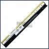 Lenovo L12S4A02 2200 mAh 4 cella fekete notebook/laptop akku/akkumulátor utángyártott