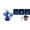 Home 3D LED diszkólámpa DL 210L