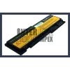 Lenovo 42T4847 4400 mAh 6 cella fekete notebook/laptop akku/akkumulátor utángyártott