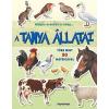 Napraforgó Könyvkiadó A tanya állatai - Milyen érdekes a világ - Több mint 50 matricával
