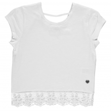 Lee Cooper Top felső Lee Cooper Lace Trim gye.