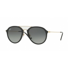 Ray-Ban RB4253 601/71 BLACK GREY GRADIENT napszemüveg