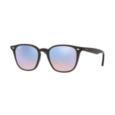 Ray-Ban RB4258 62311N SHINY OPAL BROWN BLUE FLASH BLUE napszemüveg