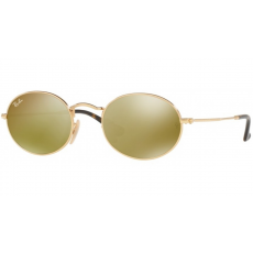 Ray-Ban RB3547N 001/93 GOLD GOLD FLASH napszemüveg