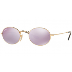 Ray-Ban RB3547N 001/8O GOLD WISTERIA FLASH napszemüveg