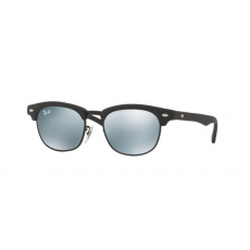 Ray-Ban RJ9050S 100S30 MATTE BLACK GREY FLASH napszemüveg