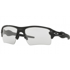 Oakley OO9188 50 FLAK 2.0 XL POLISHED BLACK CLEAR TO BLACK PHOTOCHROMIC napszemüveg