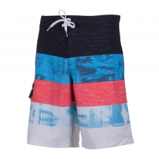 Fundango Rainbow Beach short,fürdőnadrág D (1BO101_280-red)