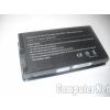 Asus A8, F8, X80, A32-A8 utángyártott új 6 cellás 5200mAh laptop akku
