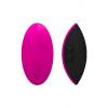 Odeco Eros Leaf akkus szilikon csiklóvibrátor - pink/fekete