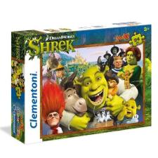 Shrek 2 puzzle MAXI 24db puzzle, kirakós