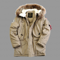 Alpha Industries Polar Jacket RF - khaki