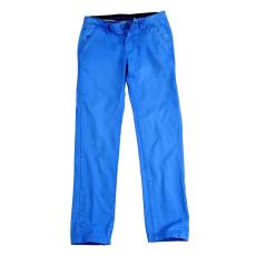 Alpha Industries Chino VF - royal kék